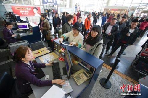 民航局:春节期间将及时发布旅客不文明行为记录0