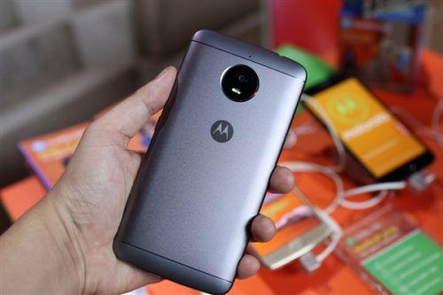 Moto E5 Play曝光:信仰Logo和指纹识别合二为一0