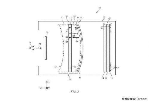 苹果新专利曝光,我们离传闻已久的智能眼镜又近了一步?0