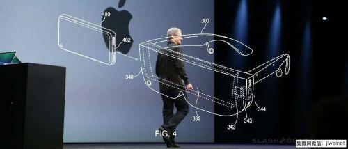 苹果新专利曝光,我们离传闻已久的智能眼镜又近了一步?1