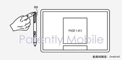 彻底抛弃鼠标:微软新专利曝光,Surface Pen支持滚轮功能0