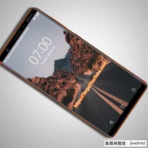 诺基亚7 Plus外形曝光:配置升级 蔡司双摄1