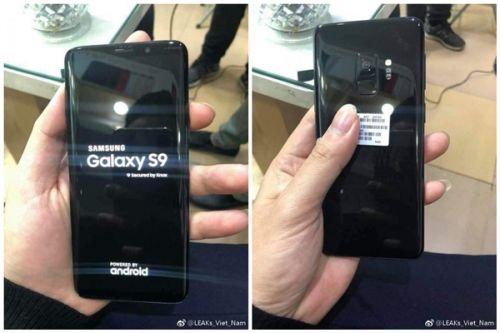 6K以内!三星S9真机上手照曝光1