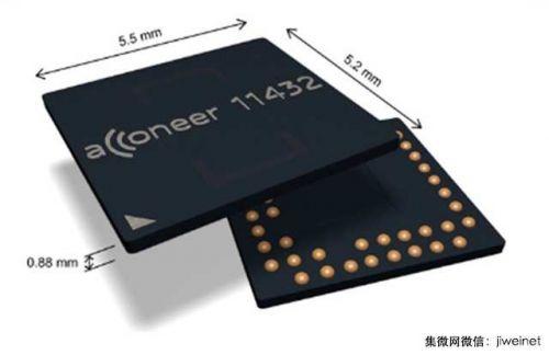 Acconeer 创新的 3D 传感器技术现通过 Digi-Key 全球发售0
