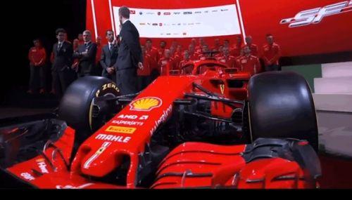 跑车为芯片代言 AMD成为F1法拉利车队主赞助商2