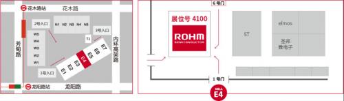 """ROHM参展""""2018慕尼黑上海电子展""""4"""