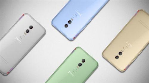 HTC U12配置确认 6寸全面屏+骁龙845+索尼双摄2