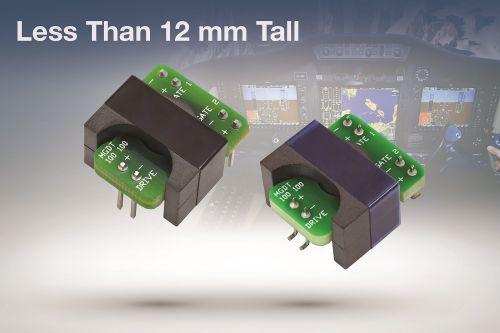 Vishay推出采用平面封装的新款小型栅极驱动变压器,可显著节省空间0