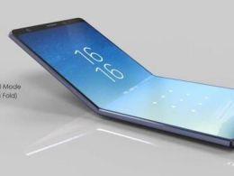 Galaxy Wing三星折叠屏手机即将到来
