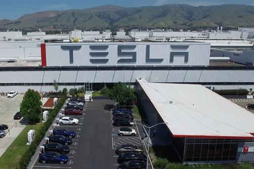 13.95万美元 特斯拉工厂因环保问题再次被罚0