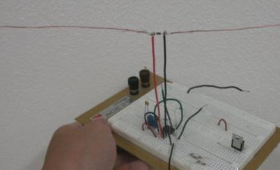 其实很简单 教你自制电磁波接收器0