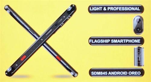 国产首款骁龙845+IP68全面屏手机AGM X3发布:8G内存0