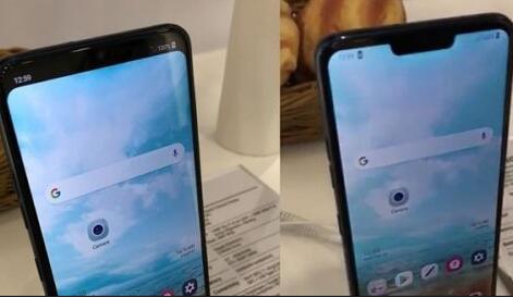 盘点:那些苹果带火的刘海屏智能手机4