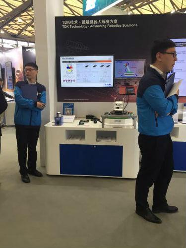 TDK应用于各行业的创新解决方案亮相2018慕尼黑上海电子展1