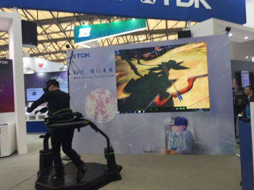 TDK应用于各行业的创新解决方案亮相2018慕尼黑上海电子展2