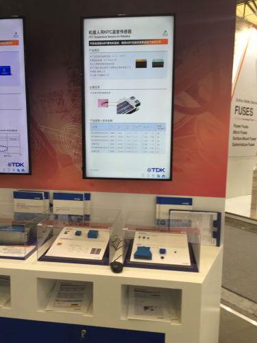 TDK应用于各行业的创新解决方案亮相2018慕尼黑上海电子展3