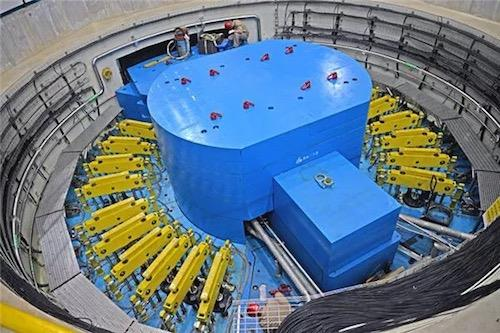 填补脉冲中子空白 中国建成首台散裂中子源1
