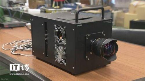 日本研发超高速相机 激光反射清晰可见0