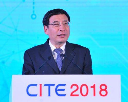苗圩出席第六届中国电子信息博览会0
