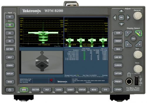 泰克扩展4K/HDR/WCG支持,简化直播和后期制作工作0