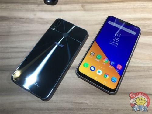 2600元即可入手 华硕ZenFone 5骁龙636+刘海屏1