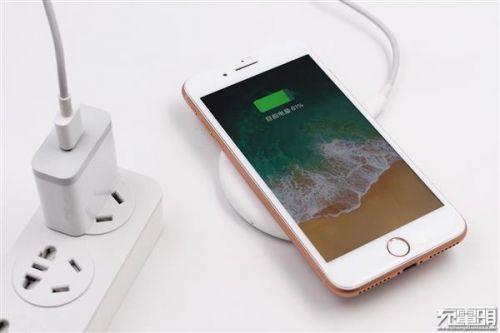 小米99元无线充电器 甩开三星苹果5
