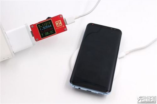 小米99元无线充电器 甩开三星苹果4