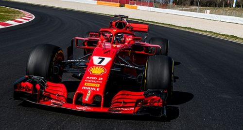 AMD雄起!时隔5年重新赞助法拉利F1车队0