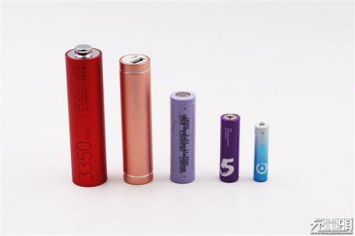 """锤子坚果""""电池形电池""""移动电源开箱:小巧7"""