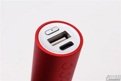 """锤子坚果""""电池形电池""""移动电源开箱:小巧6"""