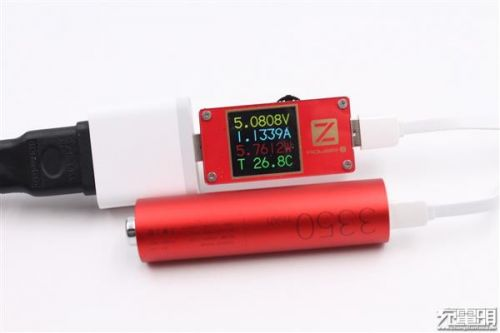 """锤子坚果""""电池形电池""""移动电源开箱:小巧9"""