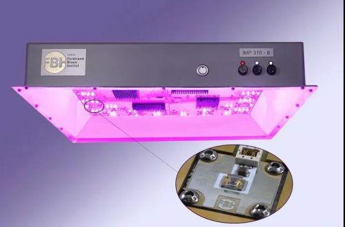 德国研究所展示最新UV LED,木林森子公司获补5000万0