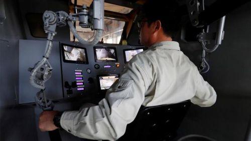 偶像啊!日本工程师制造巨型机器人出租 0