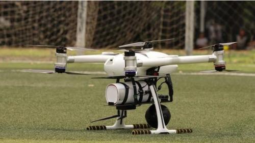 电信联手华为:完成首个5G网络无人机试飞0
