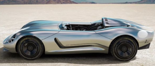 西门子携手Hackrod变汽车的制造方式 利用人工智能和3D打印定制汽车0