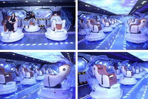 全球首家VR影厅北京开业 6D沉浸效果棒极了!0