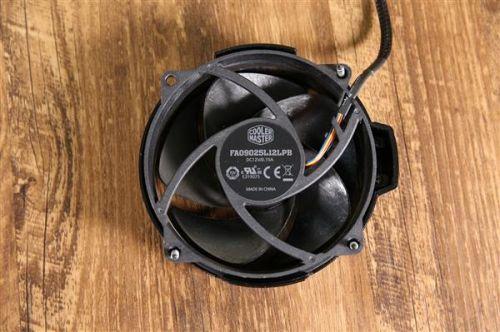 AMD锐龙二代原配散热器揭秘 酷冷至尊出品6