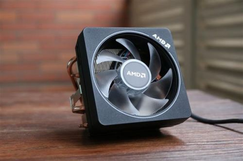 AMD锐龙二代原配散热器揭秘 酷冷至尊出品0