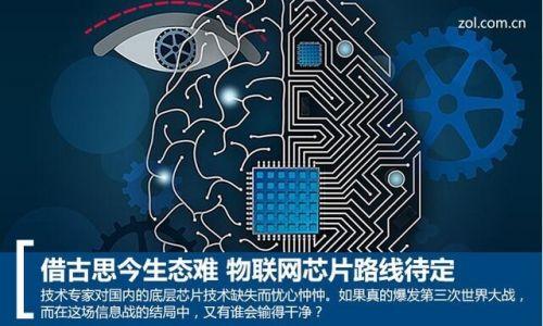 物联网芯片技术路线迷茫 中国怎么选?0