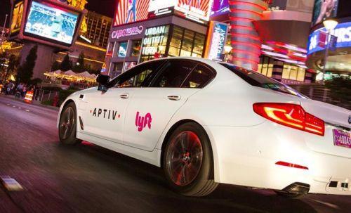 Aptiv面向公众投放30辆自动驾驶汽车 已于拉斯维加斯Lyft平台上线0