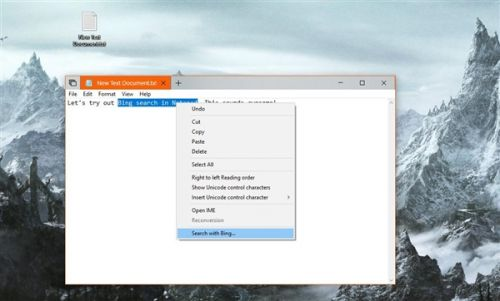 Windows 10记事本支持文字搜索了:方便之极0