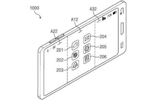 手机秒变iPad 三星可折叠智能机更多专利曝光3
