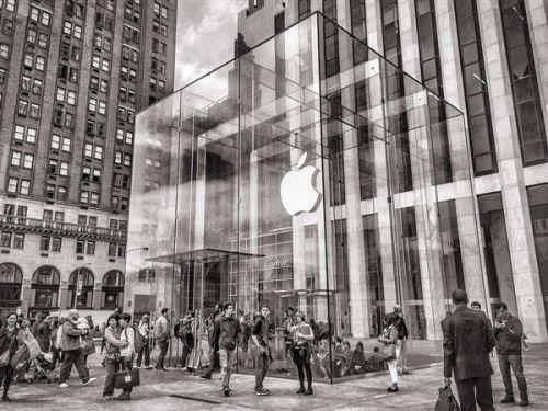 iPhone有些凉 苹果宣布进军影视业0