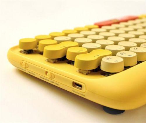 599元!小米众筹上架超萌机械键盘套装1