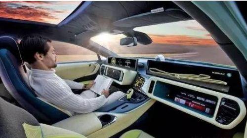 自动驾驶汽车中的传感器0