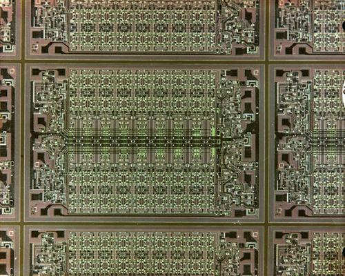 你肯定没见过!这就是Intel史上首款产品:3101 SRAM1