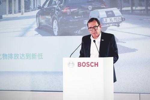博世持续在华投资,加速转型成为领先的物联网公司1