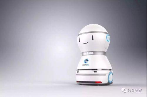 """酒店送物、餐厅传菜,这家公司要让更多岗位被""""机器人服务员""""替代0"""