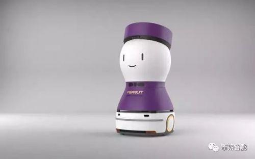"""酒店送物、餐厅传菜,这家公司要让更多岗位被""""机器人服务员""""替代3"""