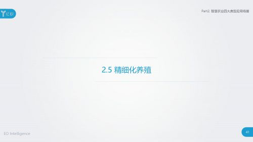 2018智慧农业发展研究报告20